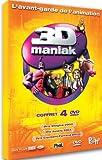 echange, troc 3D maniak - Coffret 4 DVD