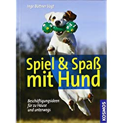 Spiel & Spaß mit Hund: Beschäftigungsideen für zu Hause und unterwegs