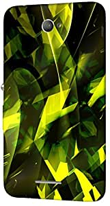Timpax protective Armor Hard Bumper Back Case Cover. Multicolor printed on 3 Dimensional case with latest & finest graphic design art. Compatible with Sony Xperia E4 Design No : TDZ-28420