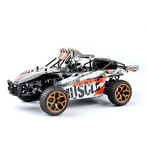 GizmoVine-RC-Auto-4WD-Hochgeschwindigkeit-118-24Ghz-Ferngesteuerter-Racing-Buggy-Car-Spielzeug-Fahrzeug-mit-aufladbaren-Batterien-Rot