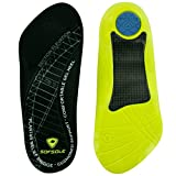 Sof Sole Plantar Fascia Gel Shoe Insole for Heel Spurs and Plantar Fasciitis, Womens 6-11