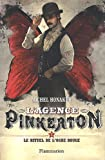 """Afficher """"L'Agence Pinkerton n° 2 Le Rituel de l'ogre rouge"""""""