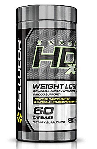 Cellucor Super HD Xtreme Capsules (Super Hd 60 compare prices)