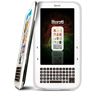 The Sharper Image Literati 7-in. eReader