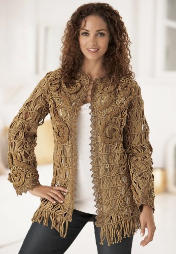 Bella Bambina Knits: Sweater Coat