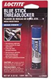 Loctite 37643 Blue Medium Strength Threadlocker Stick, 9-gram