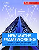 img - for Year 8 Pupil Book 1 (Levels 4-5) (New Maths Frameworking) (Bk. 1) book / textbook / text book