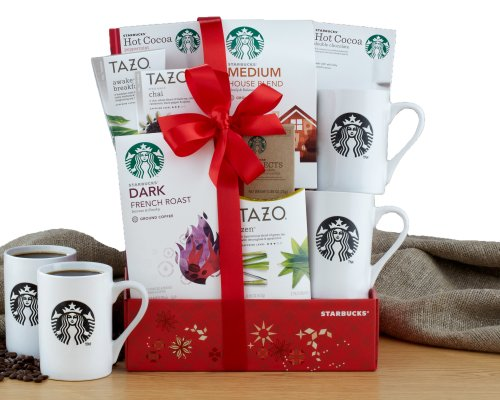Wine Country Gift Baskets Starbucks Holiday Special