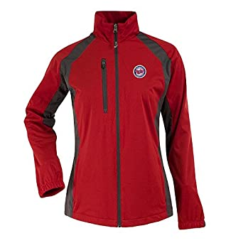 MLB Minnesota Twins Ladies Rendition Jacket by Antigua