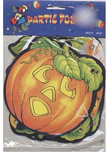 Décoration Guirlande de Citrouilles Halloween decoration