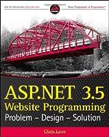 ASP.NET 3.5 Website Programming: Problem – Design – Solution ebook download