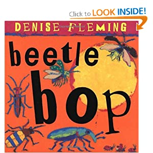 Beetle Bop: Denise Fleming: 9780152063412: Amazon.com: Books
