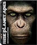 Rise of the Planet of the Apes [Blu-ray + DVD] (Bilingual)