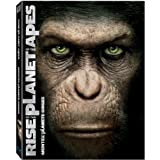 Rise of the Planet of the Apes [Blu-ray + DVD] (Bilingual)by Movies-Bluray