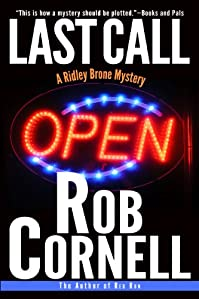 Last Call by Rob Cornell ebook deal