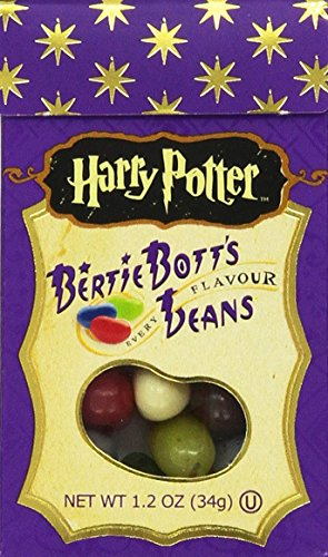 Jelly Belly Harry Potter Bertie Bott's Every Flavour Beans - 1.2 oz Box (Crazy Jelly Beans compare prices)