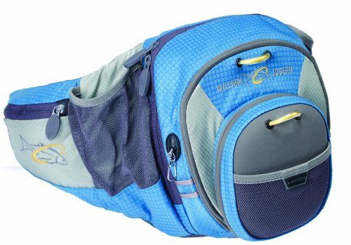 William Joseph Catalyst Pack, Blue, 8x9x5.5-Inch
