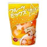 たいまつ食品 お星さまゼリーフルーツミックス (パウチ) 450g×12個