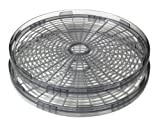 Victorio VKP1007 Two-Pack Drying Tray Accessory for Victorio VKP1006 Food D ....