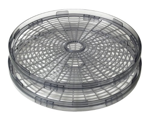 VICTORIO VKP1007 Two-Pack Drying Tray Accessory for VKP1006 Dehydrator