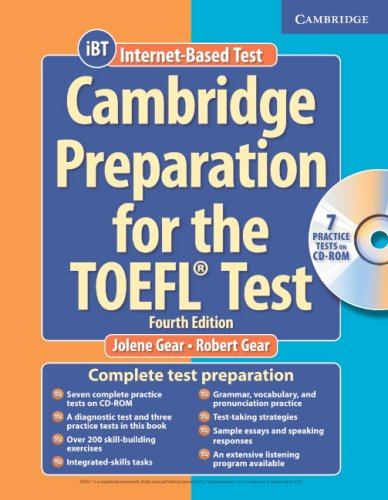 edition [share_ebook] Cambridge Preparation for the TOEFL Test (Book ...