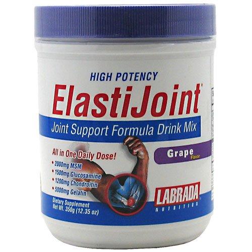 Labrada Nutrition Elastijoint Grape 350 Grams Joint Care