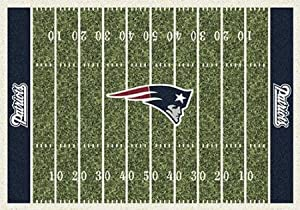 Milliken My Team Rugs - NFL - New England Patriots - Home Field 3