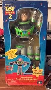 Toy Story Buzz Lightyear Talking Model Kit