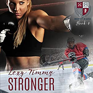 Stronger Audiobook