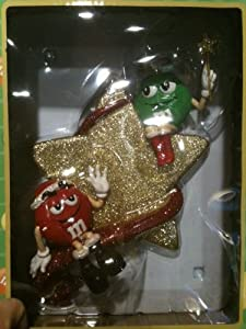M&M Christmas Tree Topper