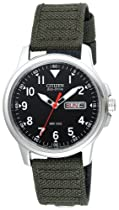 Men's watches special offers - Citizen Men's Eco-Drive Canvas Strap Watch #BM8180-03E :  citizen mens watches ecodrive canvas strap watch mens watch