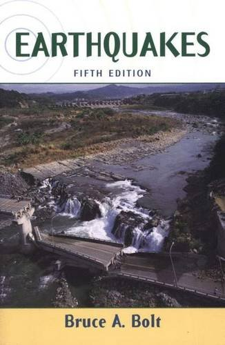 Earthquakes, Fifth Edition