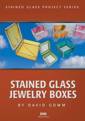 Stained Glass Jewelry Box Project Picture