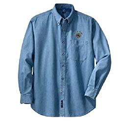 Custom embroidery embroidered shirts applique sweatshirts