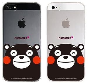 【iPhone5S】【iPhone5】【くまモン】【iPhone5ケース カバー】【スマホケース カバー】【クリアケース】 ip5-ca-km0007