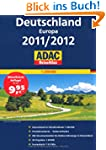 ADAC ReiseAtlas Deutschland, Europa 2...