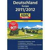 ADAC ReiseAtlas Deutschland, Europa 2011/2012