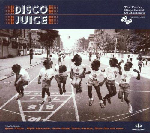 DISCO JUICE - THE FUNKY SOUND