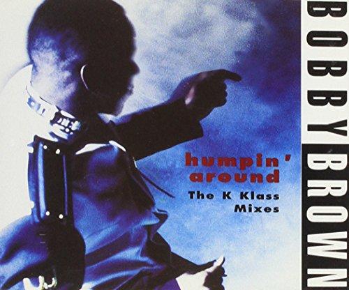 CD : Bobby Brown - Humpin Around (CD)
