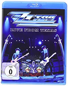 Live from Texas [Blu-ray] [Import allemand]