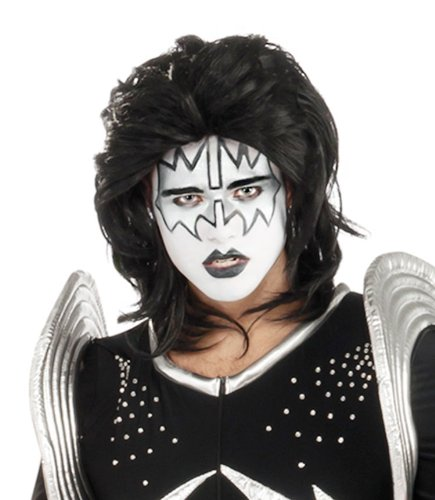 Rubie's Costume Kiss Spaceman Wig