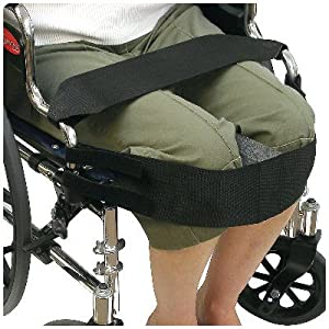 Wheelchair Knee and Thigh Straps Knee Strap