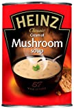 Heinz Classic Cream of Mushroom Soup 400 g (Pack of 12)