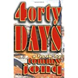 Forty Days: A Book By Tommy Jonq [Paperback]