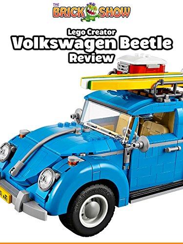 LEGO Creator Volkswagen Beetle Review (10252)