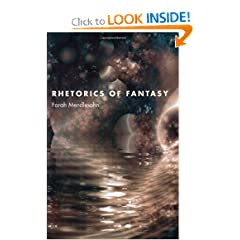 Rhetorics of Fantasy by Farah Mendlesohn