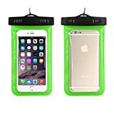 Mktrendz Waterproof Phone Case (Green)