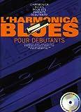 Harmonica Blues pour Débutants CD