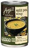 #2: Amys Kitchen Soup Split Pea 400 g (Pack of 6)