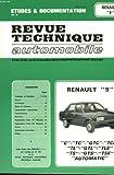 echange, troc COLLECTIF - Revue technique automobile - renault 9